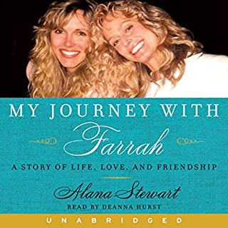 My Journey with Farrah cover art