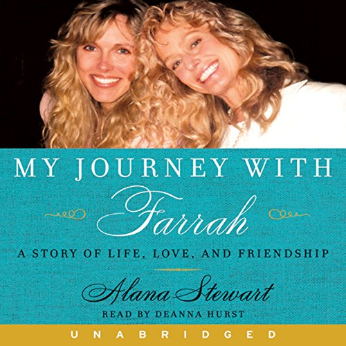 My Journey with Farrah audiobook cover art