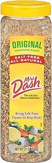 Mrs Dash Original Salt Free Blend, 21-Ounce Units