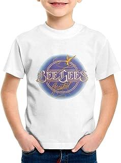 6707df93a MonicaRDalton Bee Gees Greatest Callant Children's T-Shirt School Teen T-Shirt  Tee Shirt