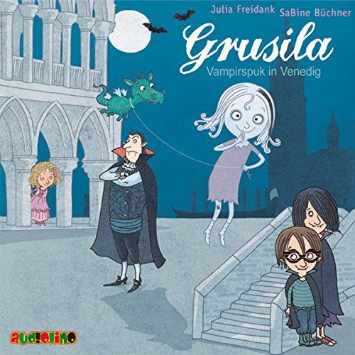 Grusila: Vampirspuk in Venedig Titelbild