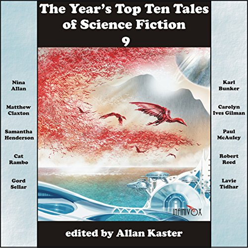 The Year's Top Ten Tales of Science Fiction 9 Titelbild