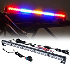 "Xprite 30"" Offroad Rear LED Chase Strobe Light Bar w/Reverse Brake Light for UTV, ATV, Polaris RZR XP 1000 900, Side by Si..."