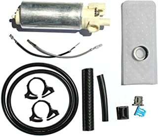 CUSTOM New Electric Intank Fuel Pump With Installation Kit Fit Chevy Cadillac E3902 E3268