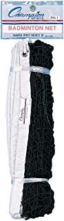 Champion Sports Badminton Nets 18-Ply 21' X
