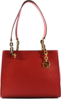 Best red leather shoulder bags Reviews