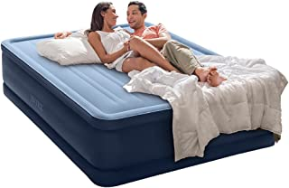 Intex Premaire Series Robust Comfort Airbed with Built-In Electric Pump, Bed Height 20