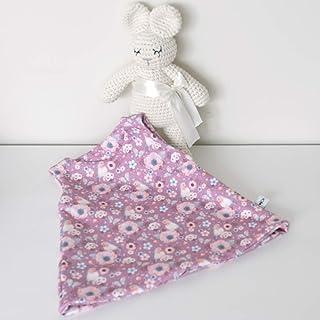 Sharlene Babymode Kleid - Flieder Vögelchen - Baby Mädchen Sommerkleid