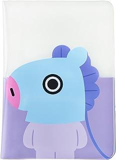 BT21 Official Merchandise by Line Friends - MANG Character Passport Holder Cover