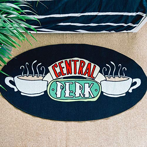 Groovy Alfombra Central Perk 71 x 133 cm. Friends