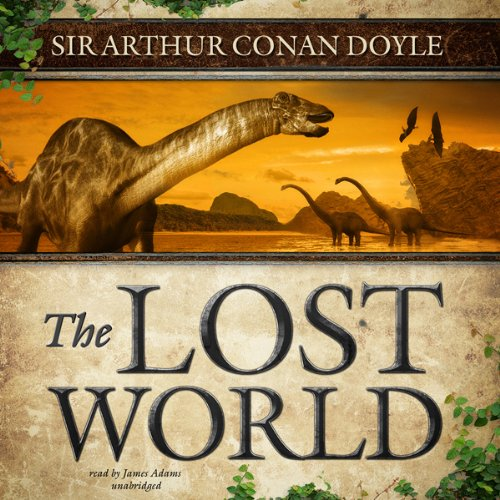 The Lost World copertina