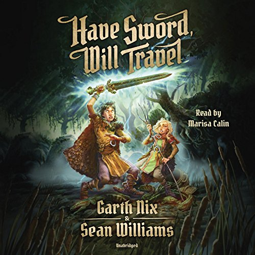 Have Sword, Will Travel cover art