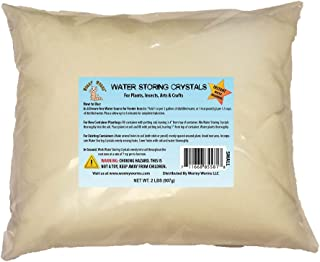 2lb Small Instant Water Storing Crystals Soil Moist Quencher for Crickets Roaches Worms etc …