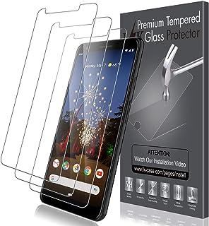 6x Canon PowerShot d10 protector de pantalla claro transparente protectora