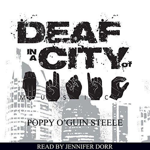 Deaf in a City of Music audiobook cover art