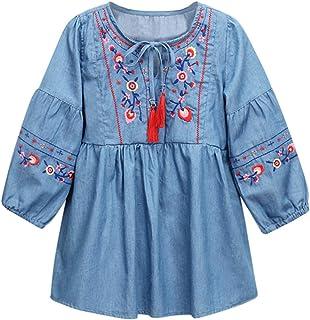 eab14ef70dd17 Amazon.fr   tunique longue - Fille   Vêtements