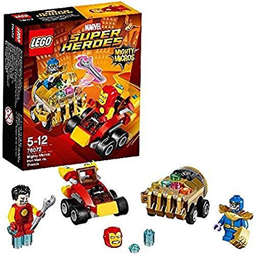 LEGO Super Heroes - Mighty Micros: Aron Man vs. Taños (76072)