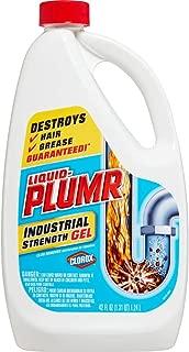 Liquid-Plumr 42 oz. Industrial Strength Gel Drain Opener (1)