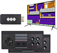 No.eight Upgrade Wireless Old Arcade Classic Retro Video Game Console with 818 Video Game Consoles,HD Video Handheld Game ...