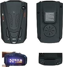$32 » Portable GPS Detector Radar Detector with LED Display 360 Degree Detection Relative Speed Sensing System Eye Detector Rada...