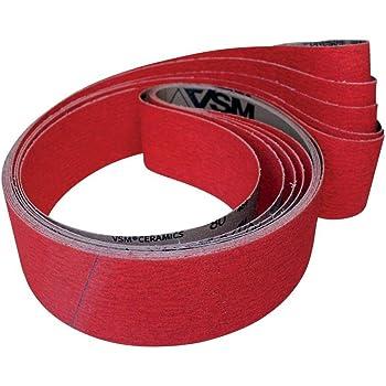 Brun VSM 735945 0007687320240 Bande abrasif 50 x 1000 mm
