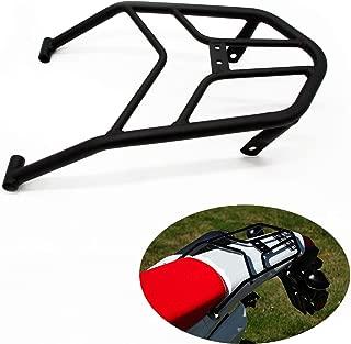 Motorcycle Rear Luggage Rack For Honda CRF250M CRF250L CRF250RL 2012-2017 (black)