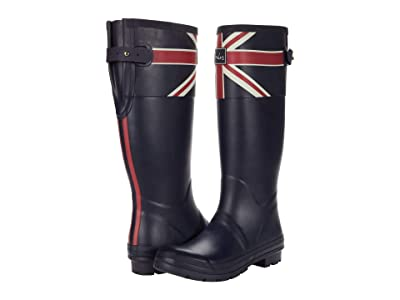 Joules Welly Print (Union Jack) Women