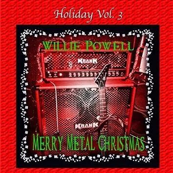 Holiday Vol. 3: Merry Metal Christmas
