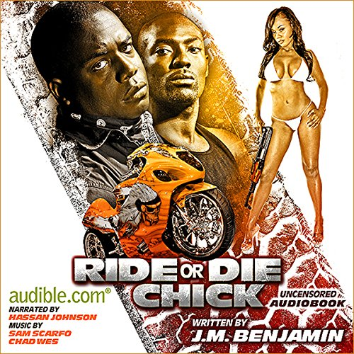Ride or Die Chick audiobook cover art