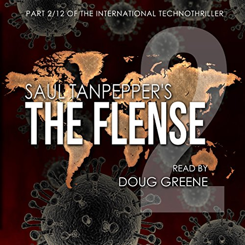 The Flense: China, Book 2 audiobook cover art