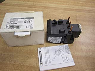 SCHNEIDER ELECTRIC Bimetallic Overload Relay 600-Volt 70-Amp Iec LRD3361 Switch Not Fusible Hd 600V 30A 3P Nema1