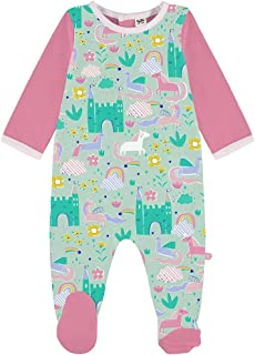 YATSI - Pelele bebé Unicornios algodón bebé-niños