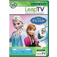[リープフロッグエンタープライズ]LeapFrog Enterprises LeapFrog LeapTV: Disney Frozen: Arendelle's Winter Festival Educational, Active Video [並行輸入品]