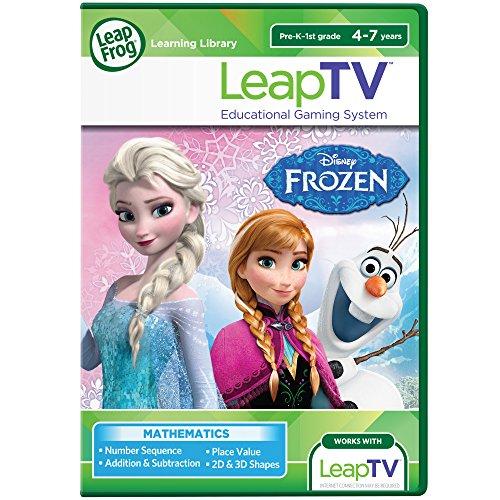 LeapFrog LeapTV: Disney Frozen: Arendelle's Winter Festival...