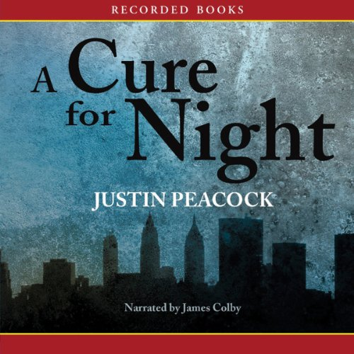 A Cure for Night audiobook cover art