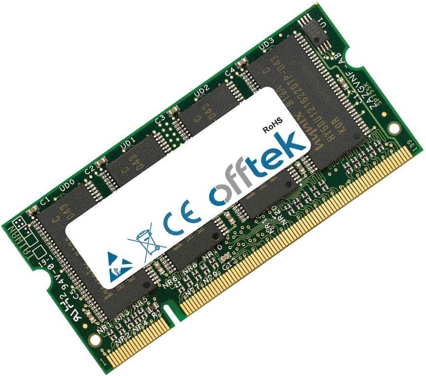 OFFTEK 1GB Replacement RAM Genuine Memory for NEC VersaPro VJ16F EF-R Same day shipping J