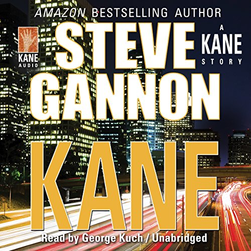 Kane audiobook cover art