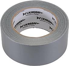 Fixman 189098 Heavy Duty Zilveren Duct Tape 50mm x 50m