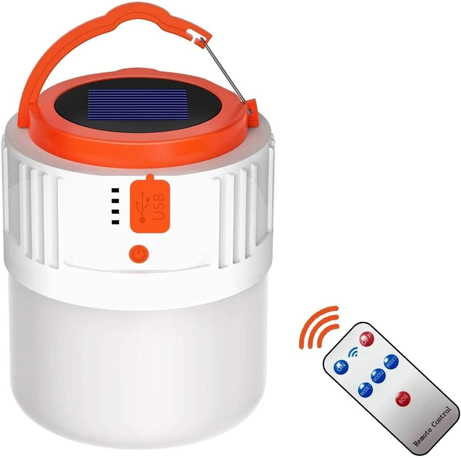 LED Camping Lantern USB Cheap In a popularity super special price Tent Flashlight Li Rechargeable