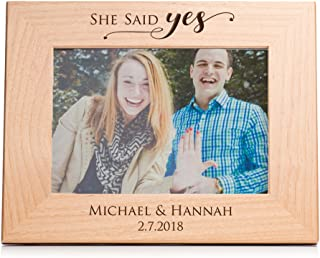 Best personalized engagement frames Reviews