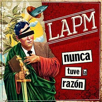 Nunca Tuve La Razón (Radio Edit)
