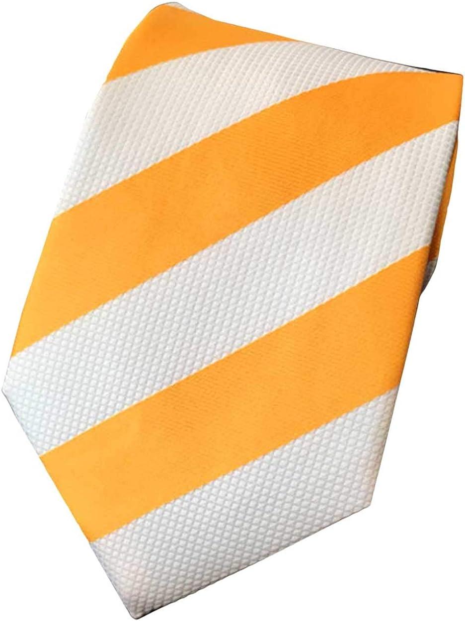 L04BABY Men's Classic Check Plaid Ties Jacquard Woven 100% Silk Formal Neckties