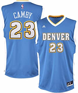 denver nuggets english jersey