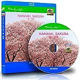 花見ができる4Kカメラ映像【HealingBlueLヒーリングブルーL】 桜・花見〈動画約40分〉 [Blu-ray]