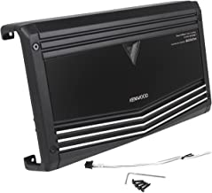 Kenwood KAC-9106D 2000 Watts Peak/1000 Watts RMS Mono Block Class D Car Amplifier with..