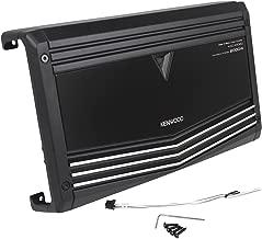 Kenwood KAC-9106D 2000 Watts Peak/1000 Watts RMS Mono Block Class D Car Amplifier with Speaker Level Inputs