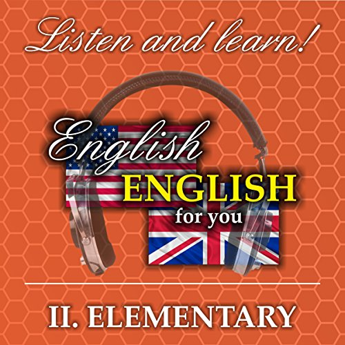 English for you 2: Elementary Titelbild