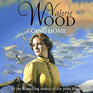 Going Home                   By:                                                                                                                                 Val Wood                               Narrated by:                                                                                                                                 Anne Dover                      Length: 10 hrs and 28 mins     27 ratings     Overall 4.6