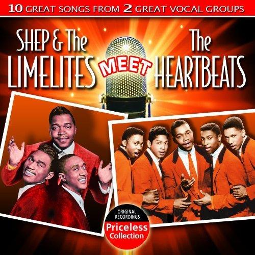 Shep & The Limelites Meet The Heartbeats by Shep & The Limelites (2009-07-28)