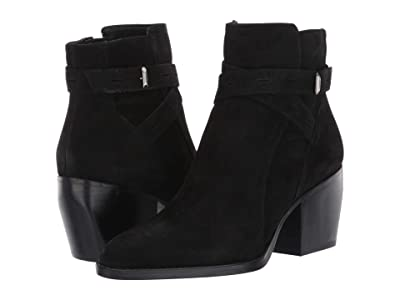Naturalizer Fenya (Black Nubuck) Women